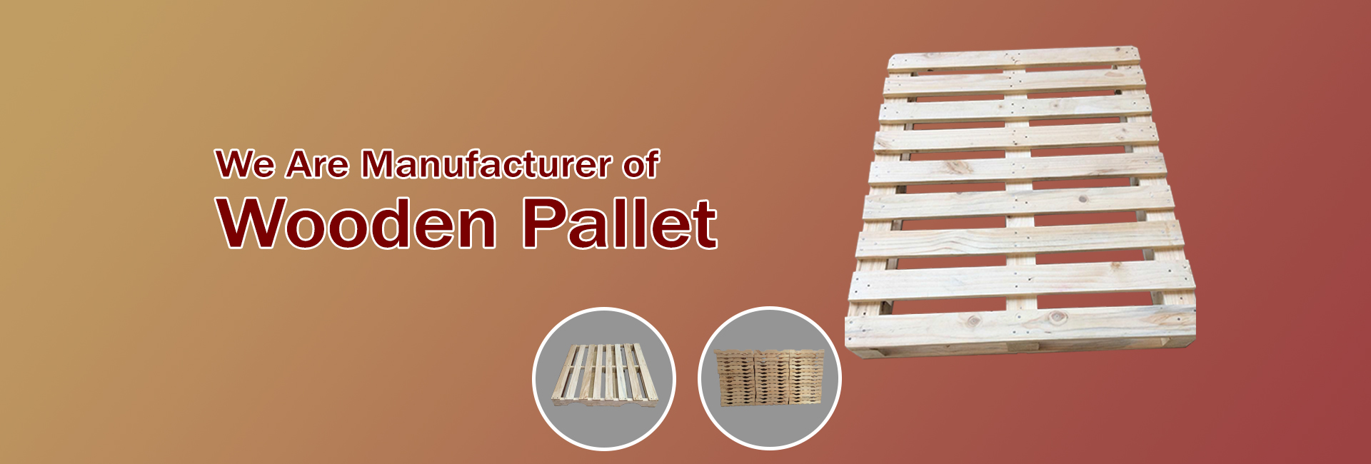 Wooden Pallets, Industrial Wooden Pallets